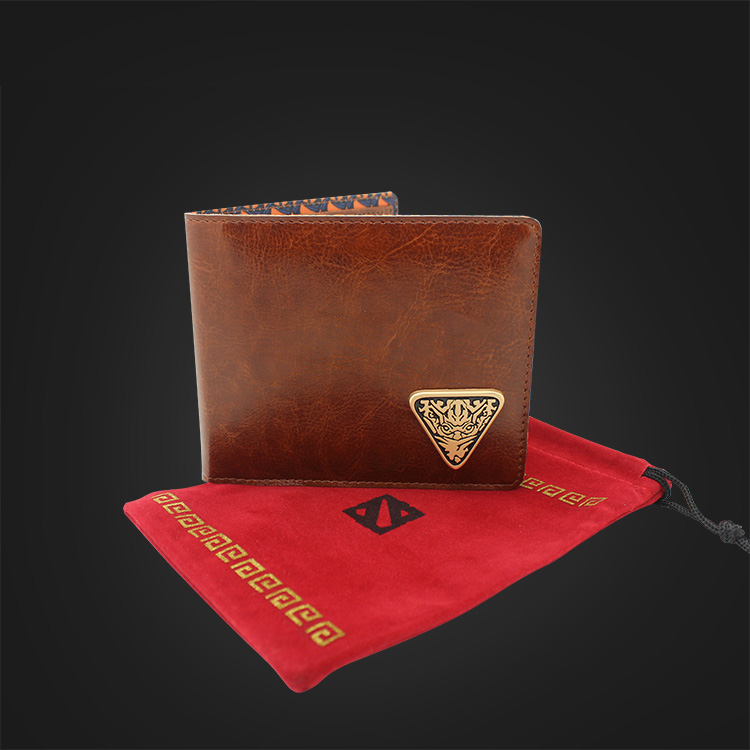 Dota 2 Bounty Hunter Leather Wallet