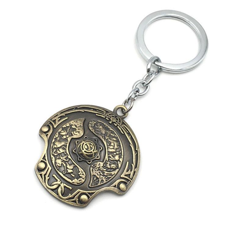 Dota 2 keychain