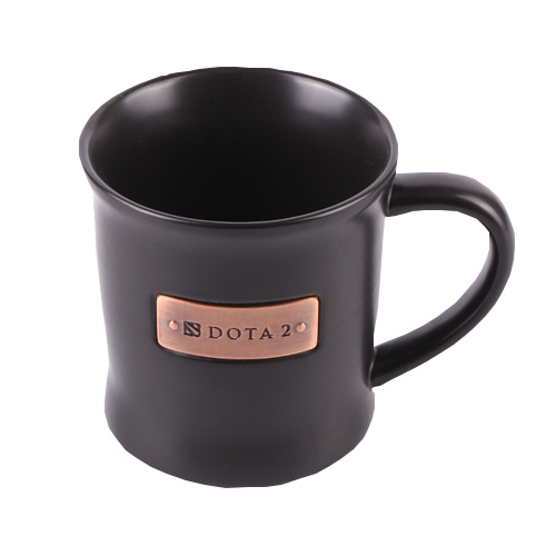 DOTA 2 Logo Coffee Mug Ceramic Cup