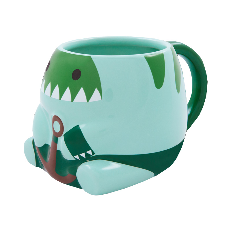 tidehunter mug ceramic cup