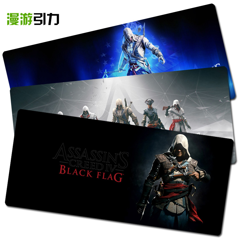 Assassin's Creed Extra Large Gaming Mouse Pad Ultra Long Mouse Mat