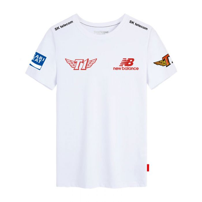 0a126f4a0 League of Legends LOL SK telecom T1 SKT T-Shirt - Dota 2 Store