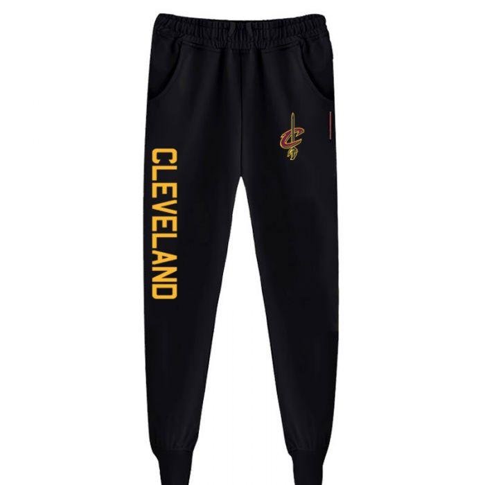 on sale c0fc0 a2491 NBA Cleveland Cavaliers Printed Sweatpants