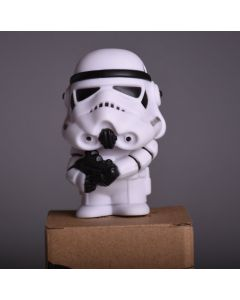 Star Wars Stormtrooper Figure Toy Car Decoration