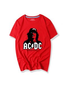 AC/DC Highway to Hell T-shirts Cotton Tee Top