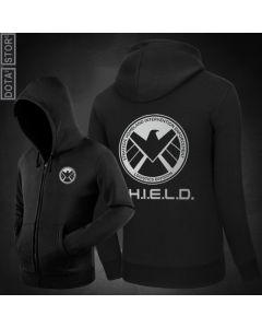 Agents of Shield Hooded Sweatshirt Hoodie