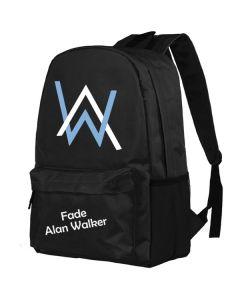 Alan Walker Backpack School Bag Student Bag