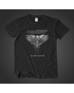 All Men Must Die Game of Thrones T-Shirt