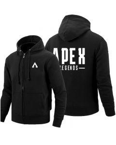 Apex Legends Full-Zipper Hoodies Fleece Sweatshirt