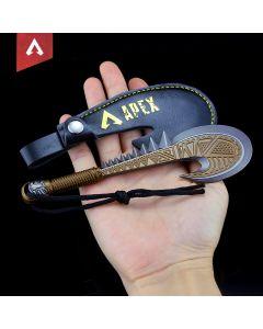 Apex Legends Gibraltar Sickle Dagger keychain Action Figure