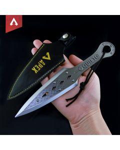 Apex Legends Wraith Dagger Kunai Knife Metal Model
