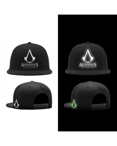 Assassin's Creed Luminous Snapback Caps Baseball Cap Hat