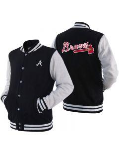 Atlanta Braves Baseball Coat Uniform Jacket