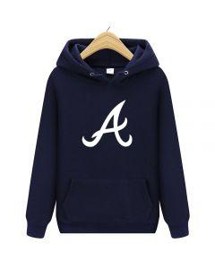 Atlanta Braves Hoodie Fleece Sweatshirt