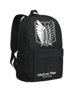 Attack on Titan Backpack School Bag Student Bag