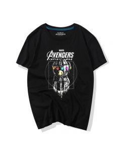 Avengers Infinity War Thanos Gauntlet Tee shirt