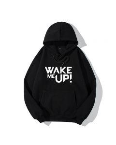 Avicii Wake Me Up Pullover Hoodie Fleece Sweatshirt