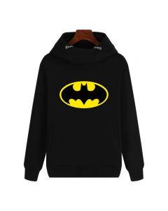 Batman Pullover Hoodie Fleece Hooded Sweatshirt