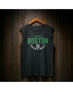 Boston Celtics Kyrie Irving Number 11 Tank Top