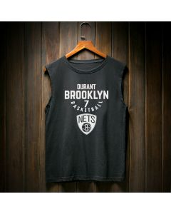 Brooklyn Nets Kevin Durant Number 7 Tank Top