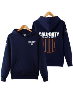 Call of Duty Black OPS 4 Cotton Pullover Hoodie Sweatshirt