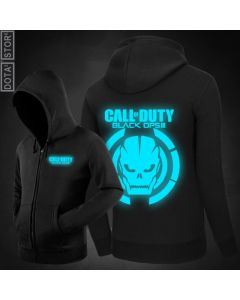 Call of Duty Black OPS Luminous Hoodie