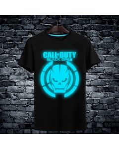 Call of Duty Black OPS Luminous Tee Shirt
