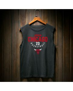 Chicago Bulls Michael Jordan Number 23 Tank Top