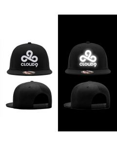 Cloud9 Luminous Snapback Caps Baseball Cap Hat