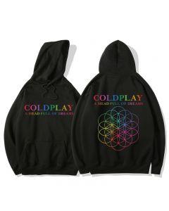 Coldplay A Head Full of Dreams Pullover Hoodie