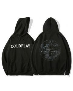 Coldplay A Sky Full of Stars Pullover Hoodie Sweatshirt
