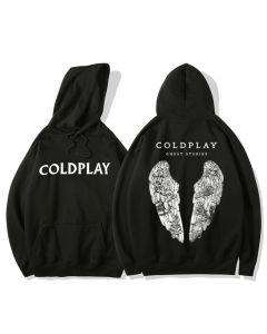 Coldplay Ghost Stories Hoodie Fleece Sweatshirt
