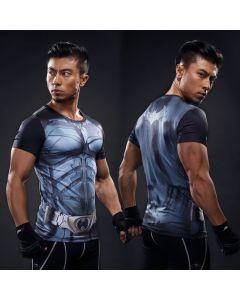 Compression Batman Fitness Shirt
