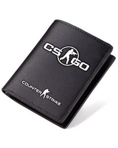 CSGO PU Leather Bifold Wallet