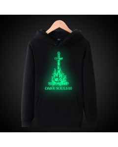Dark Souls Praise the Sun Luminous Hoodie