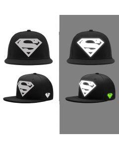 DC Comics Superman Luminous Snapback Caps Baseball Cap Hat