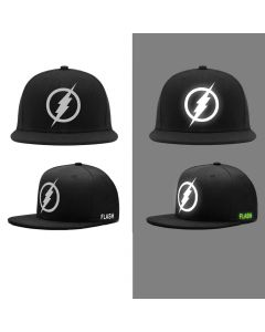DC Comics The Flash Luminous Snapback Caps Baseball Cap Hat