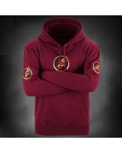 DC The Flash Pullover Hoodie Fleece Sweatshirts