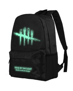 Dead by Daylight Luminous Backpack School Bag
