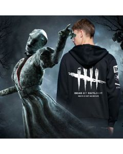 Dead By Daylight Pullover Fleece Zipper Hoodie Sweatshirt