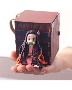Demon Slayer Kamado Nezuko Action Figure Collection Toys