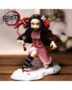 Demon Slayer Kamado Nezuko Fighting Action Figure