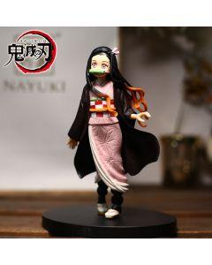 15cm standing Demon Slayer Kamado Nezuko  PVC Action Figure