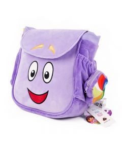 Dora The Explorer Soft Plush Backpack Rescue Bag