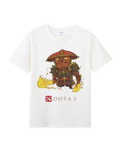 Dota 2 Ember Spirit T-shirt Short Sleeve Tee Top