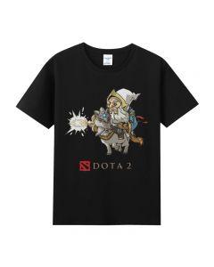 Dota 2 Ezalor Printed T-shirt Summer Tee Top