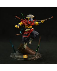 Dota 2 Juggernaut Action Figure Statue