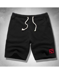 Dota 2 Logo Shorts fifth Pants