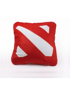 Dota 2 Logo Soft Stuffed Plush Pillow