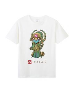 Dota 2 Oracle T-shirts Summer Tee Top